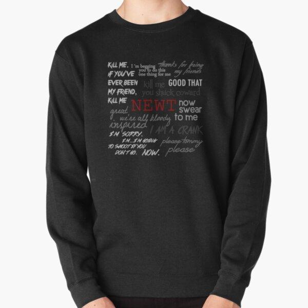 Memorial to Newt Pullover Sweatshirt