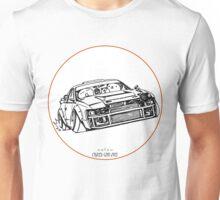 Crazy Car Art 0109 Unisex T-Shirt