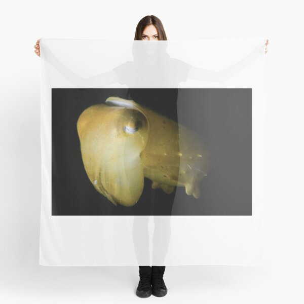 Snooted Cuttlefish Scarf