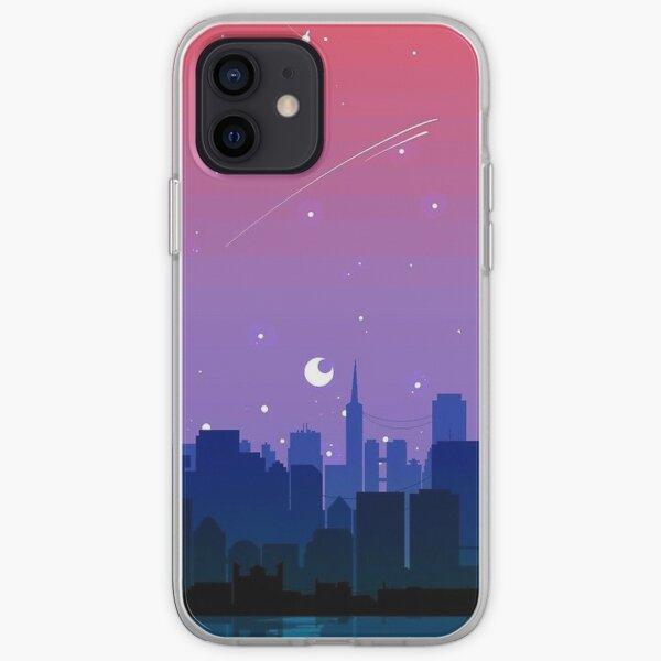 Cityscape iPhone Soft Case