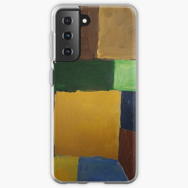 abstract pattern Samsung Galaxy Soft Case