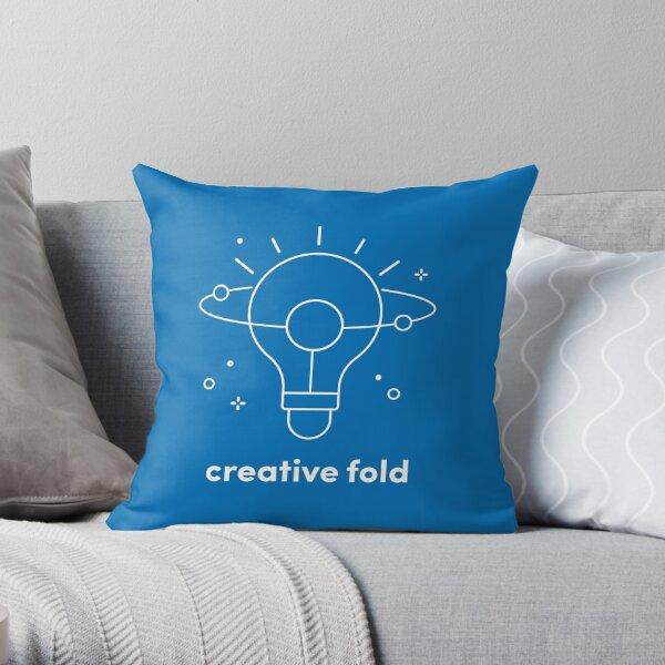 Lightbulb Graphic Throw Pillow