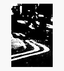 Double Yellow Photographic Print
