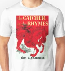 The Catcher in the Rhymes (feat. D.J. Salinger) Unisex T-Shirt