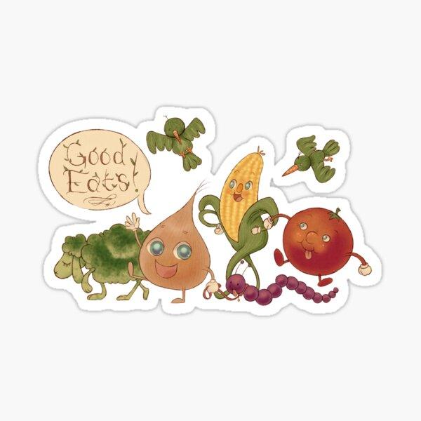 Good Eats! Sticker