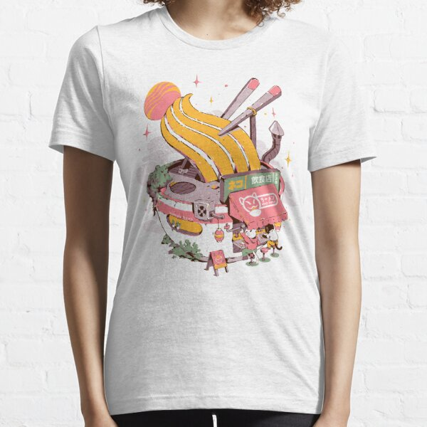 Ramen Bowl Restaurant Essential T-Shirt