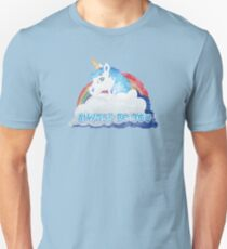 Central Intelligence - Unicorn (Faded as worn in the film) Bob Stone Slim Fit T-Shirt