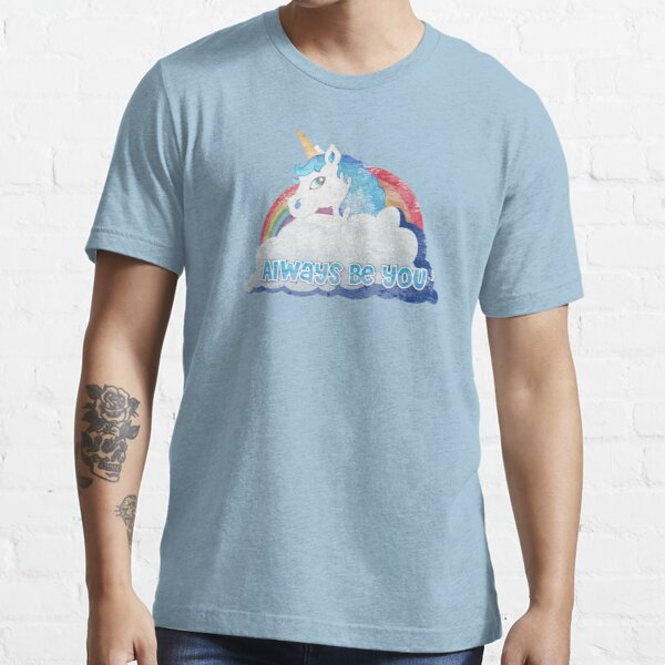 Central Intelligence - Unicorn (Faded as worn in the film) Bob Stone Essential T-Shirt