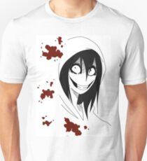 Camiseta unisex Jeff El asesino