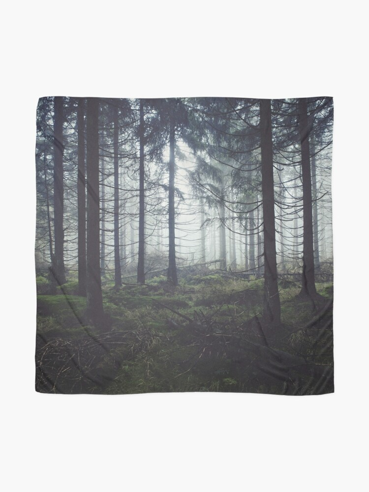Alternate view of Through The Trees Scarf