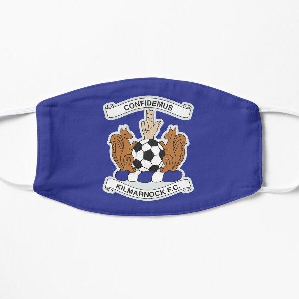 Kilmarnock Football Scotland Killie Rugby Park Flat Mask