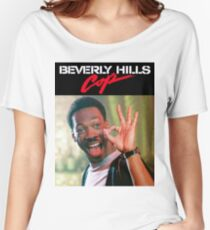 Beverly Hills Cop - Axel Foley A-OK  Women's Relaxed Fit T-Shirt