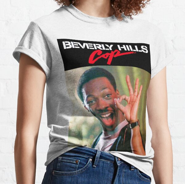 Beverly Hills Cop - Axel Foley A-OK  Classic T-Shirt