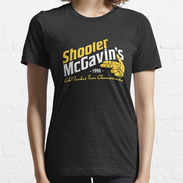 Shooter McGavins Gold Jacket Tour Championship  Essential T-Shirt