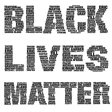 Black Lives Matter by kashley