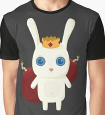 King Rabbit - Bombs! Graphic T-Shirt