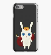 King Rabbit - Bombs! iPhone Case/Skin