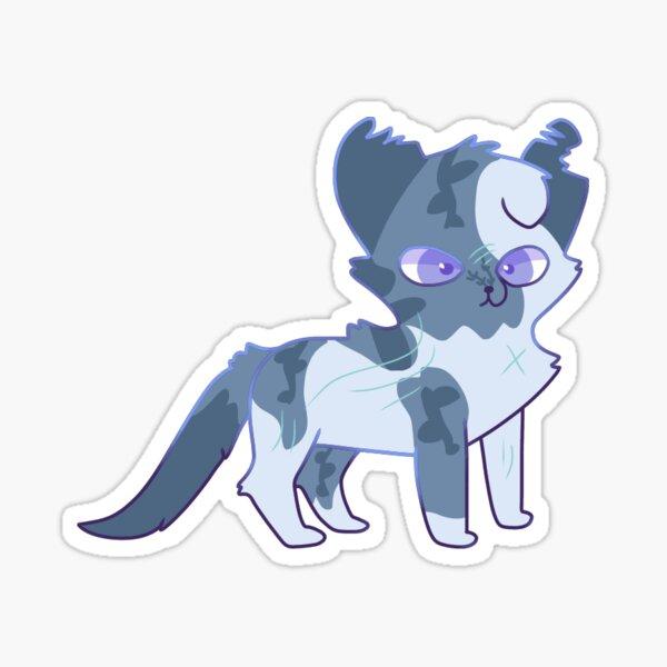 Battle Cats Ivypool  Sticker