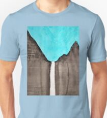 Bridalveil Fall original painting Unisex T-Shirt
