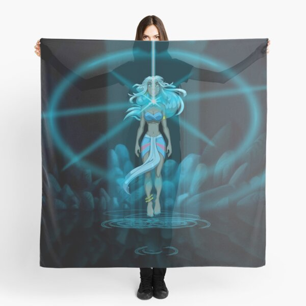 The Crystal Chamber Scarf