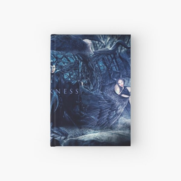 Maleficent Darkness Hardcover Journal