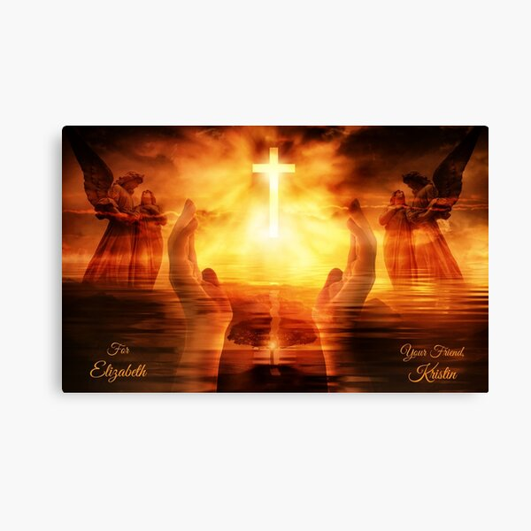 Heavenly Art Canvas Print
