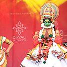 Katthakali  Dance form India by Arvind Singh