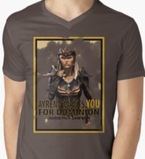 Join the Dominion Men's V-Neck T-Shirt