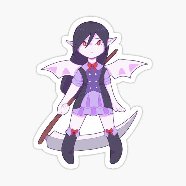 Monster Girl Amalia Sticker