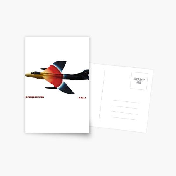 Rainbow Hawk Postcard