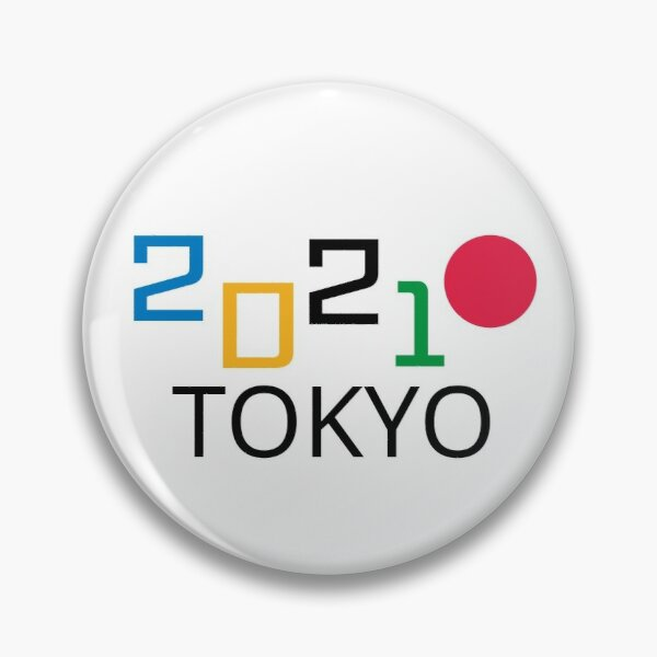 Tokyo Olympics 2020 Olympic Sport Pictogram water polo Pin Badge From Japan