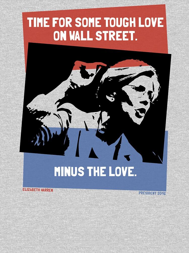 Elizabeth Warren For President by JRsTees