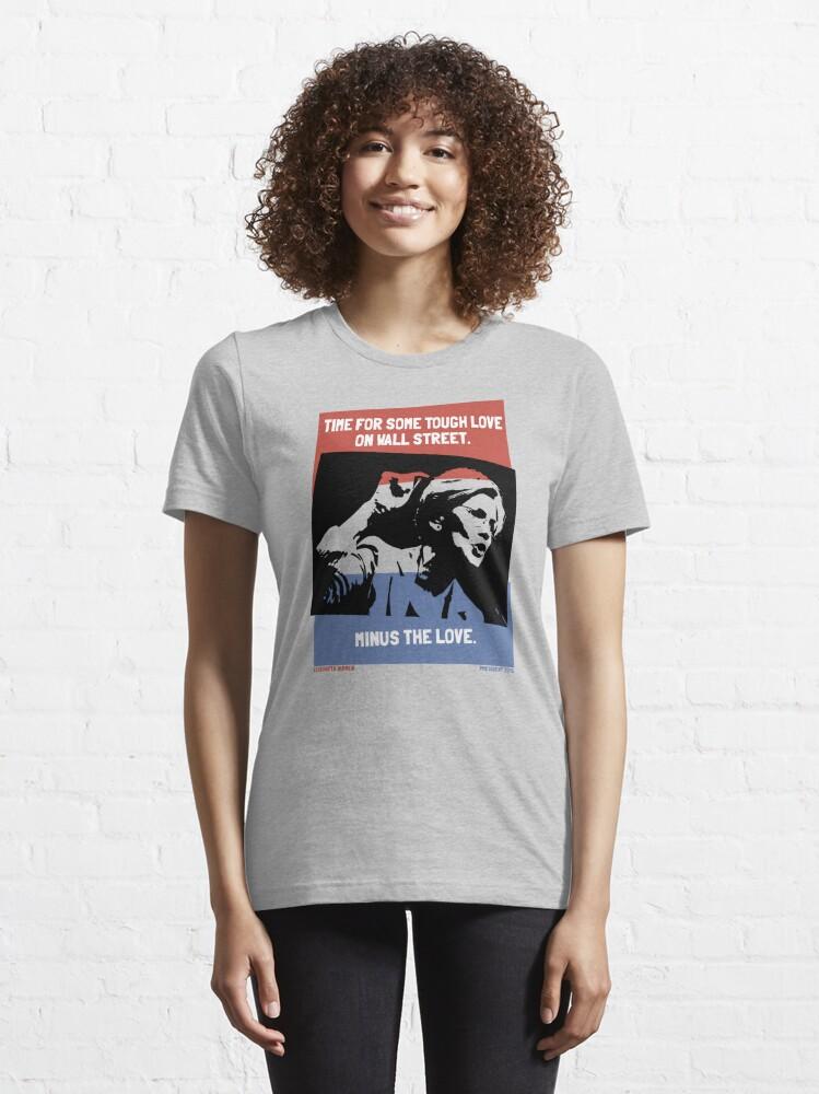 Alternate view of Elizabeth Warren For President Essential T-Shirt