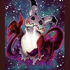 Spooky Mimicy by swamitsunami