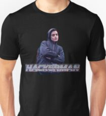 HACKERMAN -Mr Robot  T-Shirt