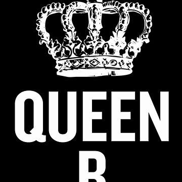 Queen B (White) by sergiovarela