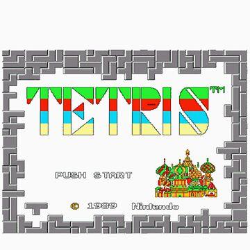 Tetris by martyrofevil