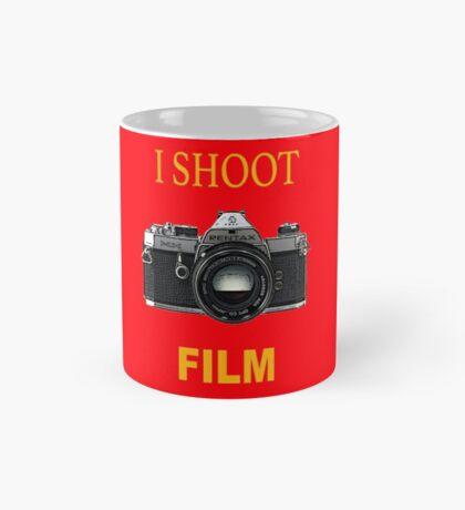 Disparo de cine Taza