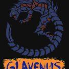 The Circular Cutting Wyvern by drakenwrath
