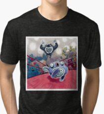 Unfair PokeBattle Tri-blend T-Shirt
