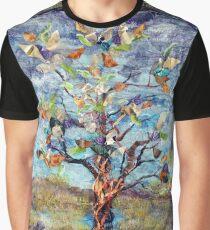 Windbreak Graphic T-Shirt