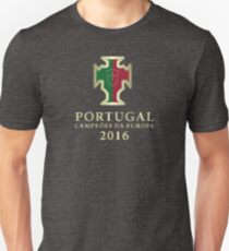 Portugal Euro 2016 Champions T-Shirts etc. ID-DTG3 Unisex T-Shirt