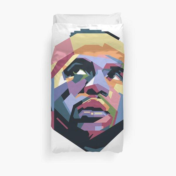 King LeBron ART Duvet Cover
