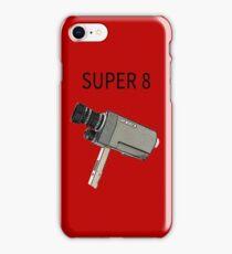 SUPER 8 iPhone Case/Skin
