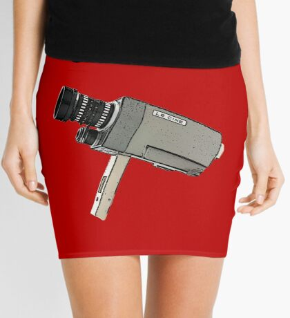 SUPER 8 Minifalda