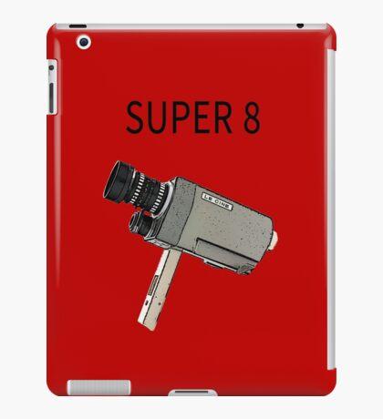 SUPER 8 Vinilo o funda para iPad