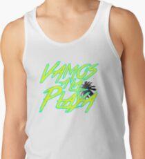 Vamos A La Playa Tank Top