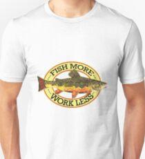 Humorous Fishing Unisex T-Shirt