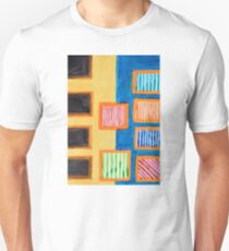 Abstract Beach Impressions T-Shirt