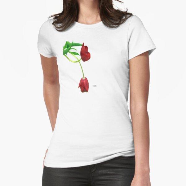 Tulipa Fitted T-Shirt